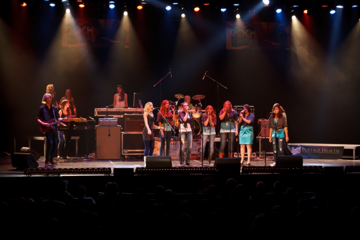 Show Rock Camp 2010 Final Show